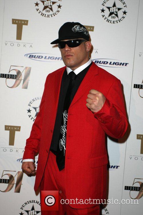 Tito Ortiz Attends the 'Tito Ortiz Official UFC...