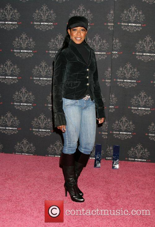 Tichina Arnold T-Mobile Sidekick LX Launch Event held...