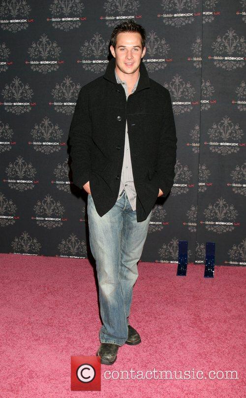 Ryan Merriman T-Mobile Sidekick LX Launch Event held...