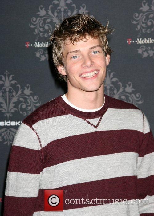 Hunter Parrish T-Mobile Sidekick LX Launch Event held...