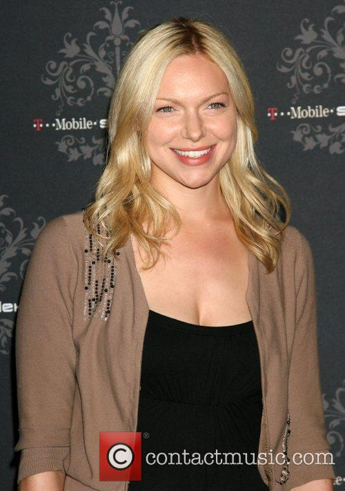 Laura Prepon T-Mobile Sidekick LX Launch Event held...