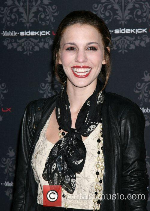 Christy Carlson Romano T-Mobile Sidekick LX Launch Event...