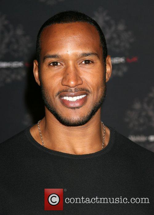 Henry Simmons T-Mobile Sidekick LX Launch Event held...