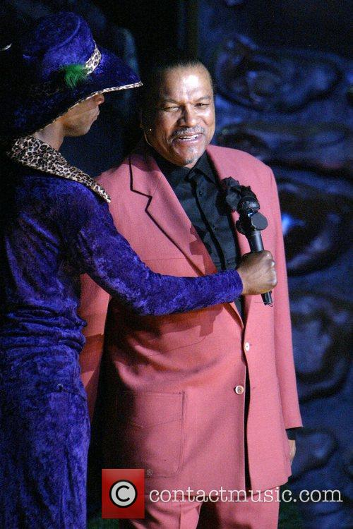 Reggie Reg, Billy Dee Williams Je'Caryous Johnson's Three...