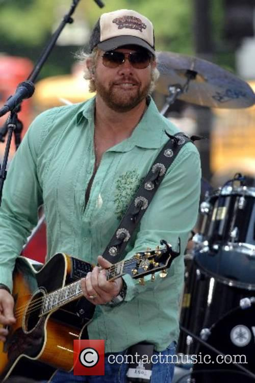 Toby Keith, The Early Show