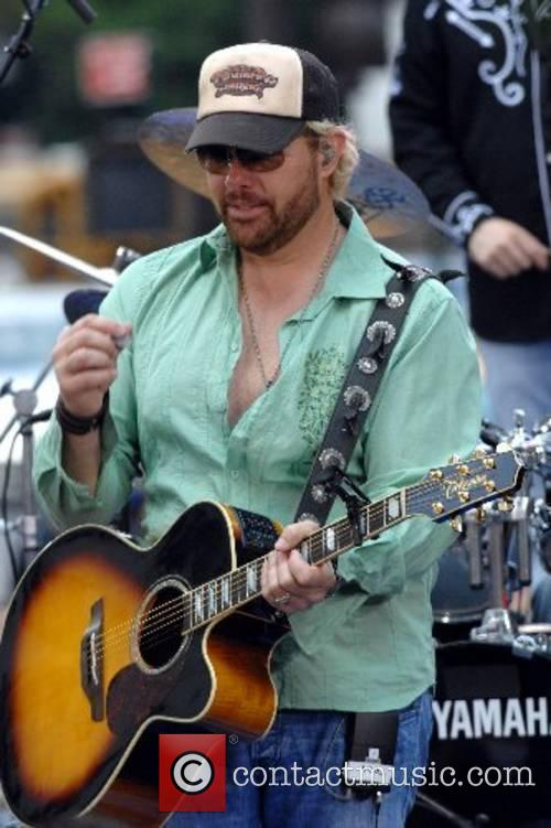 Toby Keith 22