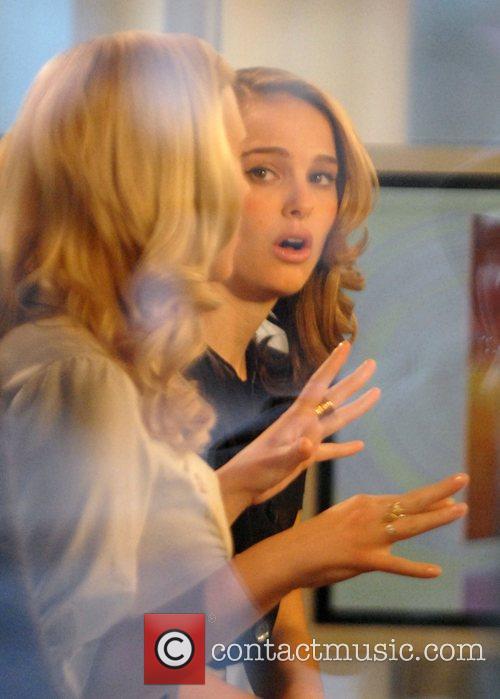 Scarlett Johansson, Natalie Portman and Nbc 5