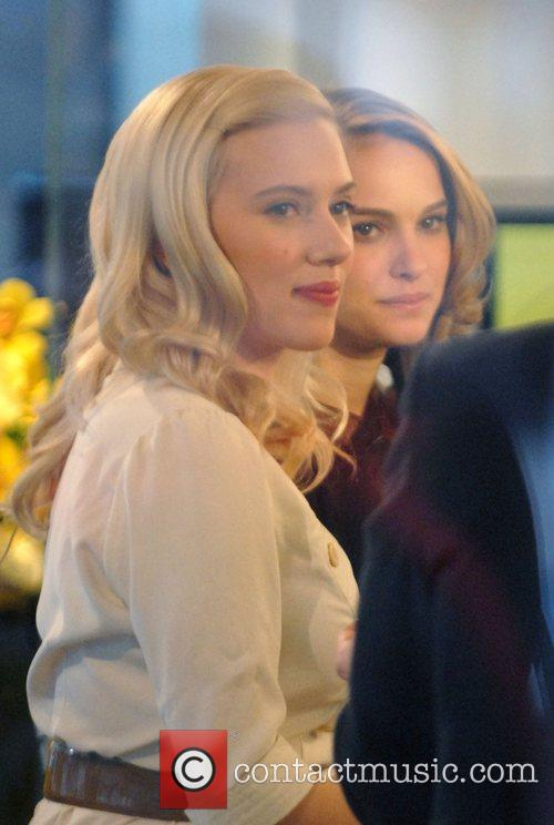 Scarlett Johansson, Natalie Portman and Nbc 2