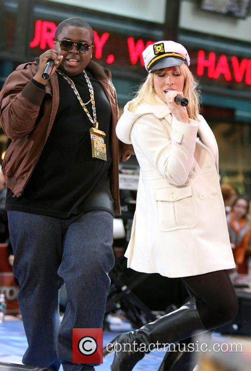 Sean Kingston and Natasha Bedingfield 7