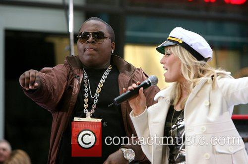 Sean Kingston and Natasha Bedingfield 3