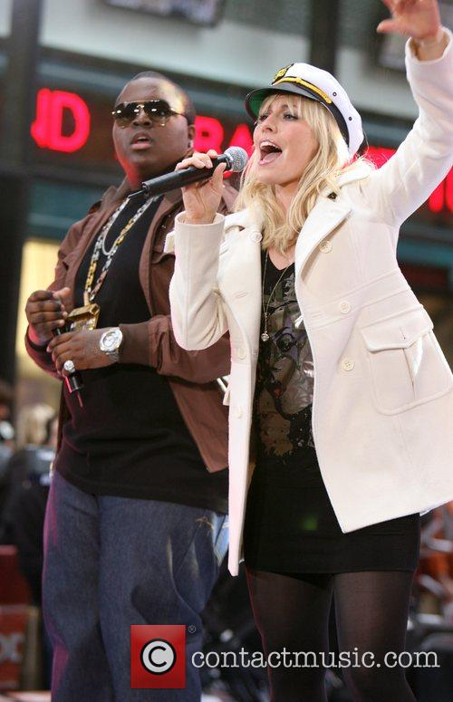 Sean Kingston and Natasha Bedingfield 1