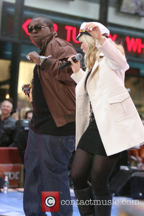Sean Kingston and Natasha Bedingfield 8