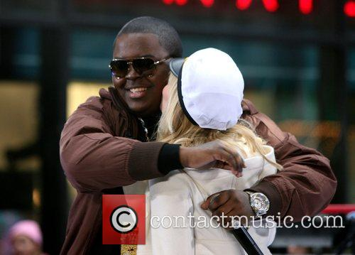 Sean Kingston and Natasha Bedingfield 11