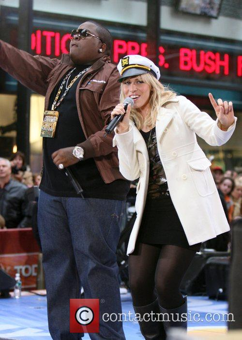 Sean Kingston and Natasha Bedingfield 9