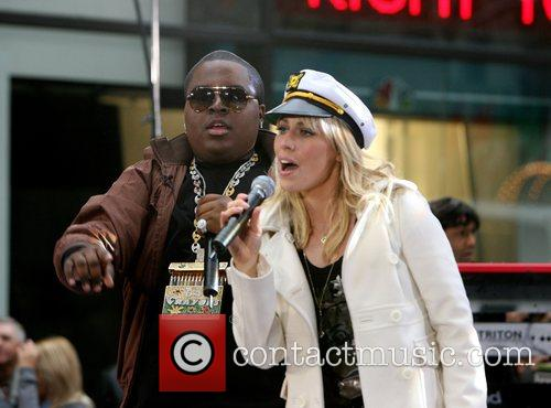 Sean Kingston and Natasha Bedingfield 4
