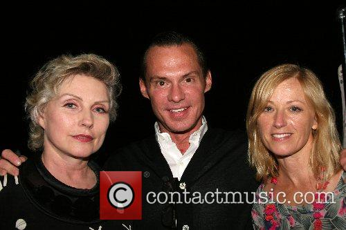 Debbie Harry, Todd Thomas, and guest Todd Thomas...