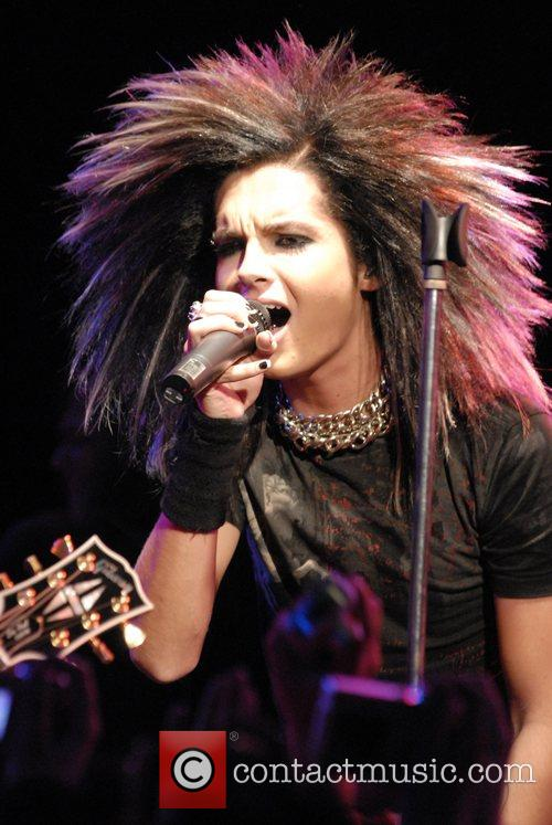 Tokio Hotel  performing live at the Roxy...