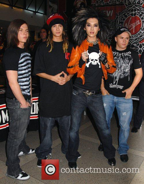Love asa is the band tokio hotel virgins amazing