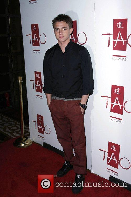 Tom Breitling's book release party for 'Double or...