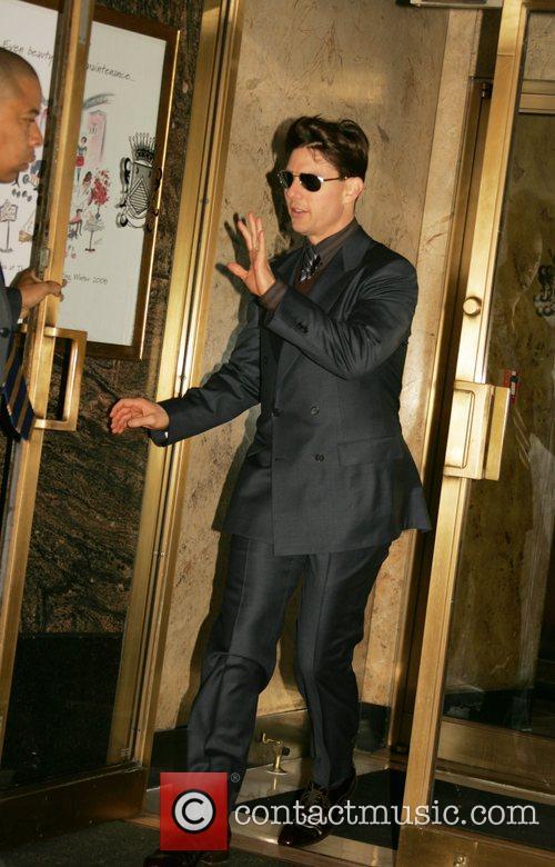 Tom Cruise 4