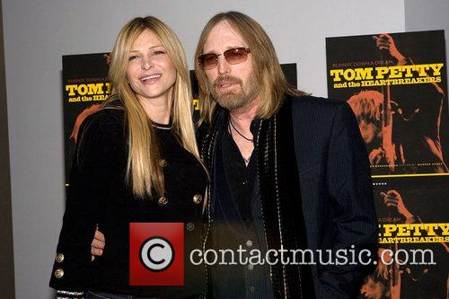 Tom Petty and wife 'Tom Petty and The...