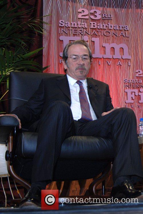 Tommy Lee Jones, Santa Barbara International Film Festival