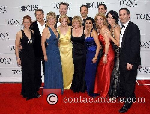 Cast Of A Chorus Line 1