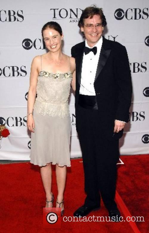 Robert Sean Leonard and Guest 2007 Tony Awards...