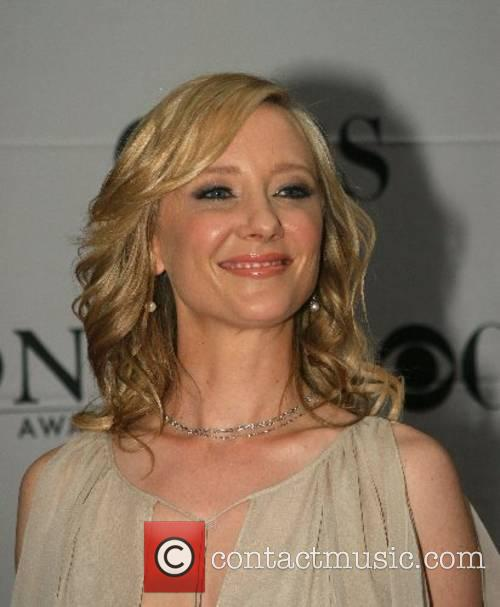 Anne Heche 2007 Tony Awards held  at...