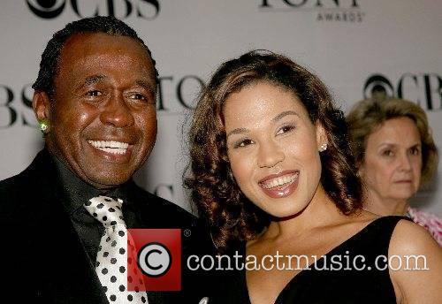 Ben Vereen and guest 2007 Tony Awards held...