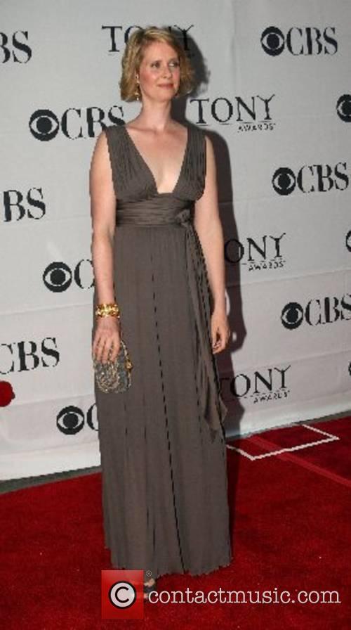 Cynthia Nixon 2007 Tony Awards held  at...