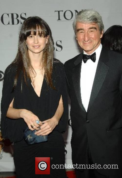 Sam Waterson and his daughter Katherine Waterson 2007...