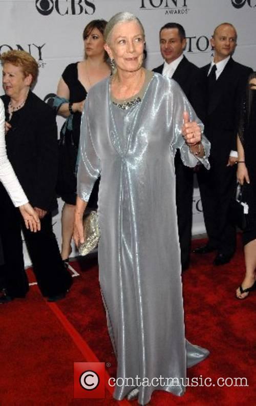 Vanessa Redgrave 2007 Tony Awards held at Radio...