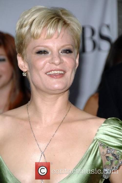 Martha Plimpton 2007 Tony Awards held at Radio...