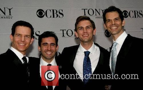 Cast of 'Jersey Boys