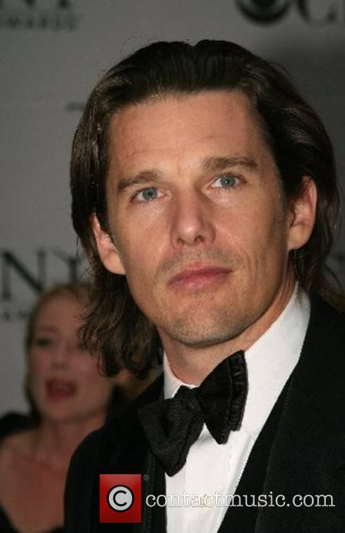Ethan Hawke, Radio City Music Hall, Tony Awards