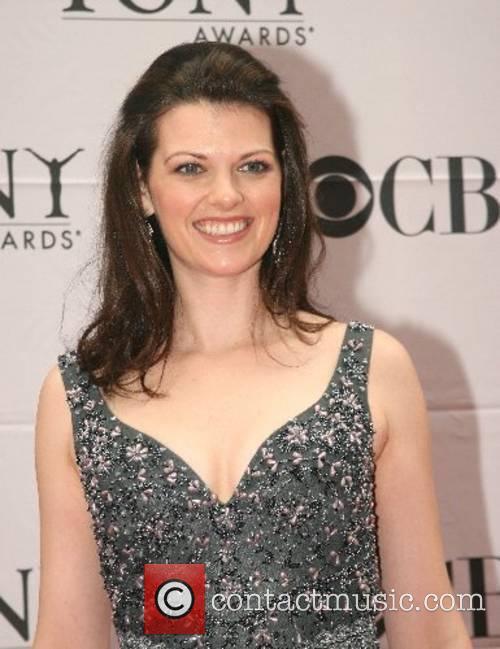 Kate Shindle 2007 Tony Awards held  at...