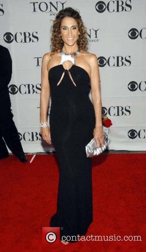 Melina Kanakaredes 2007 Tony Awards held at Radio...
