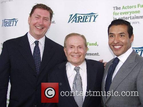 David Hinton, Jerry Herman, Ramon Campos The Actors...