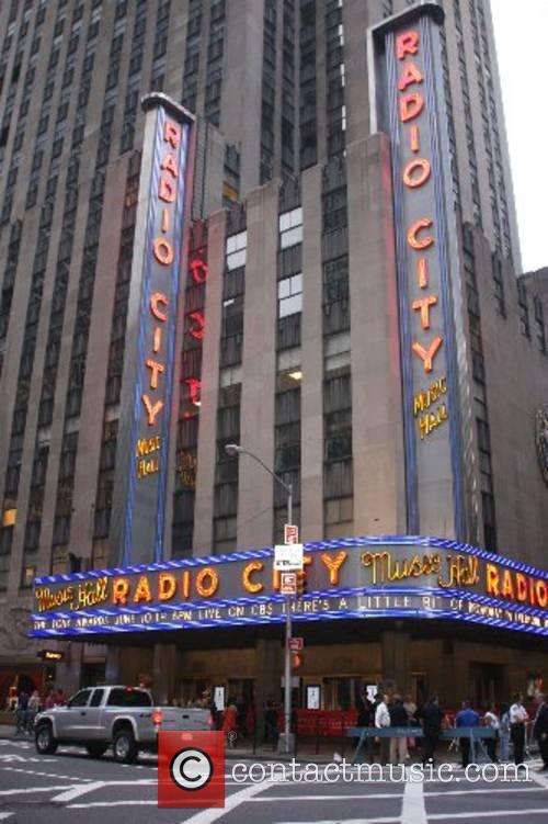Radio City Music Hall 2007 Tony Awards held...