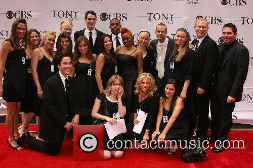 PMK HBH Staff 2007 Tony Awards held at...