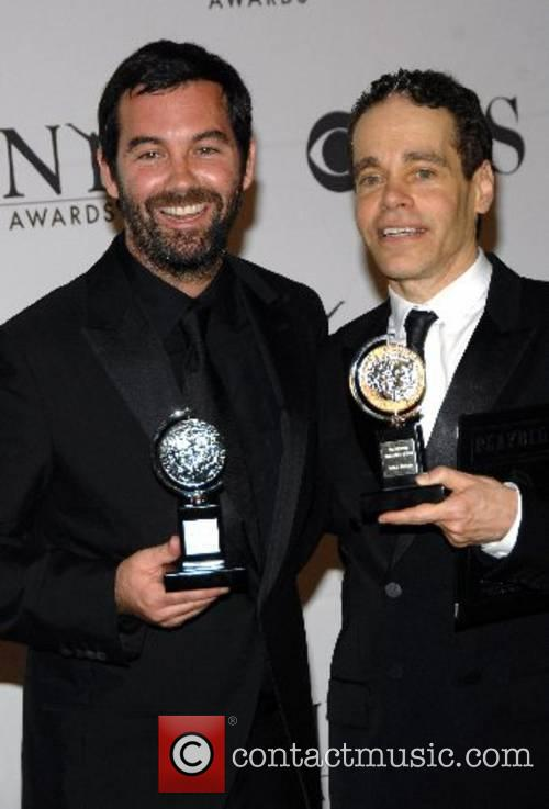 Duncan Sheik and Steven Sater 2007 Tony Awards...