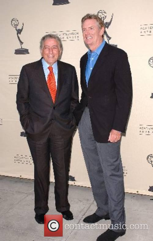 Tony Bennett and Gary Tobey The Academy of...