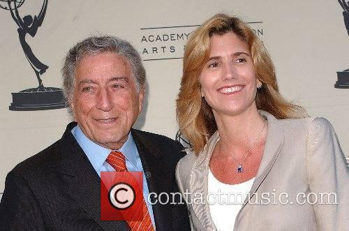 Tony Bennett and Susan Crow The Academy of...