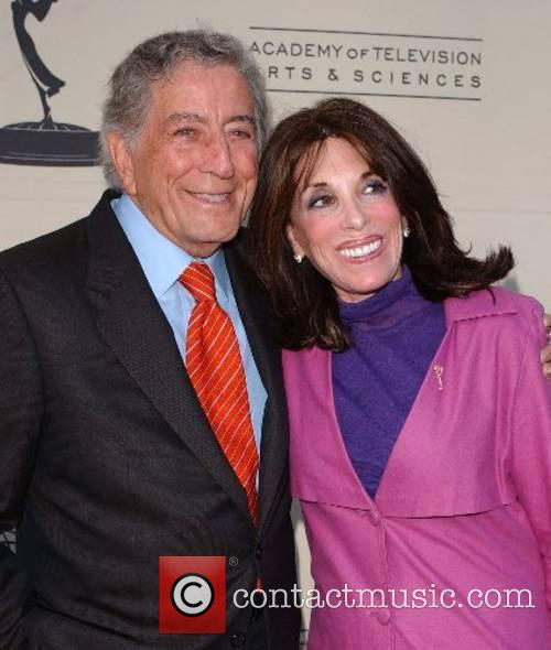 Tony Bennett and Kate Linder The Academy of...