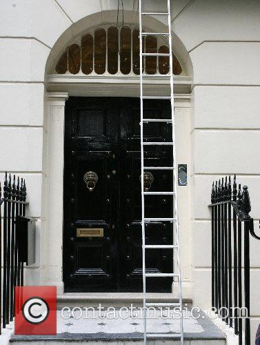 The new home of Tony Blair and his...