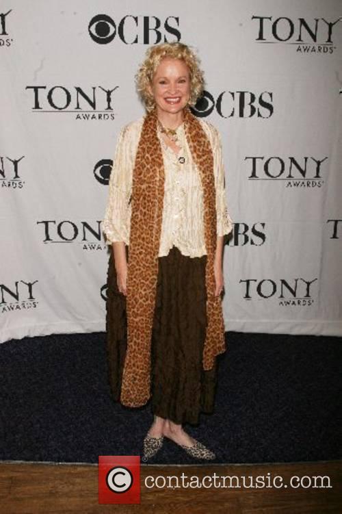 Christine Ebersole Press reception for the 2007 Tony...
