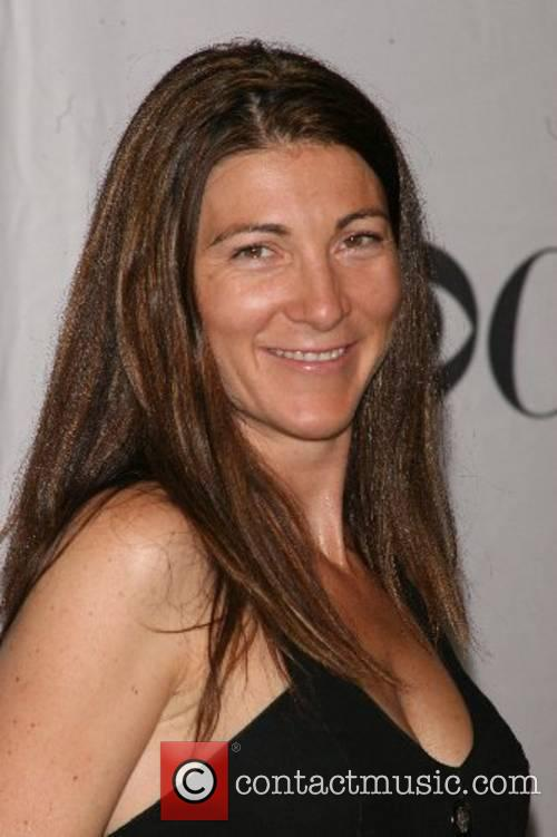 Eve Best Press reception for the 2007 Tony...