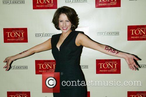 Alli Mauzey The Visa Signature Tony Awards Preview...
