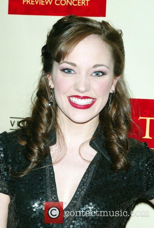 Laura Osnes The Visa Signature Tony Awards Preview...